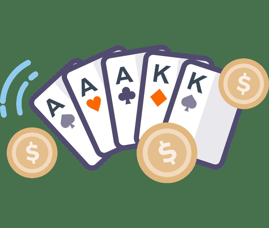 Los 90 mejores sitios de Casino de Póker en línea en Columbia