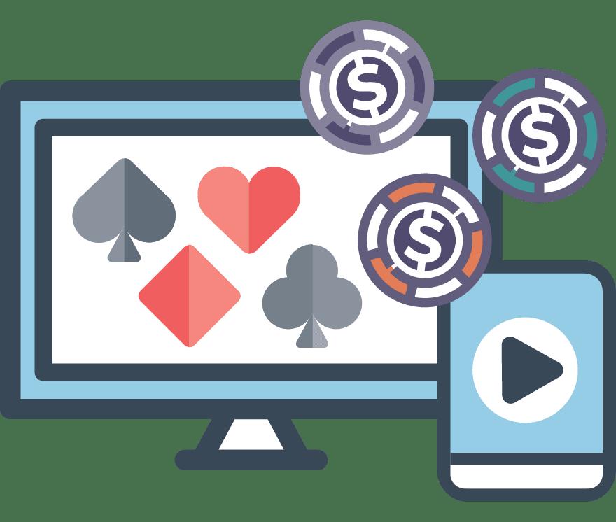 Los 66 mejores sitios de Casino de Vídeo póker en línea en Columbia