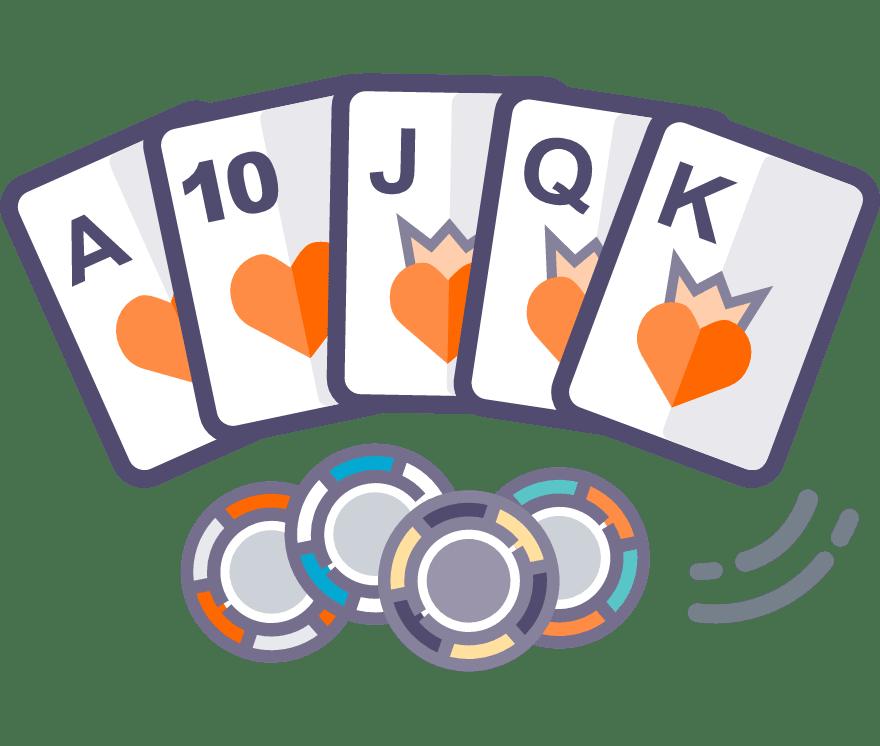 Los 48 mejores sitios de Casino de Texas Holdem en línea en Columbia
