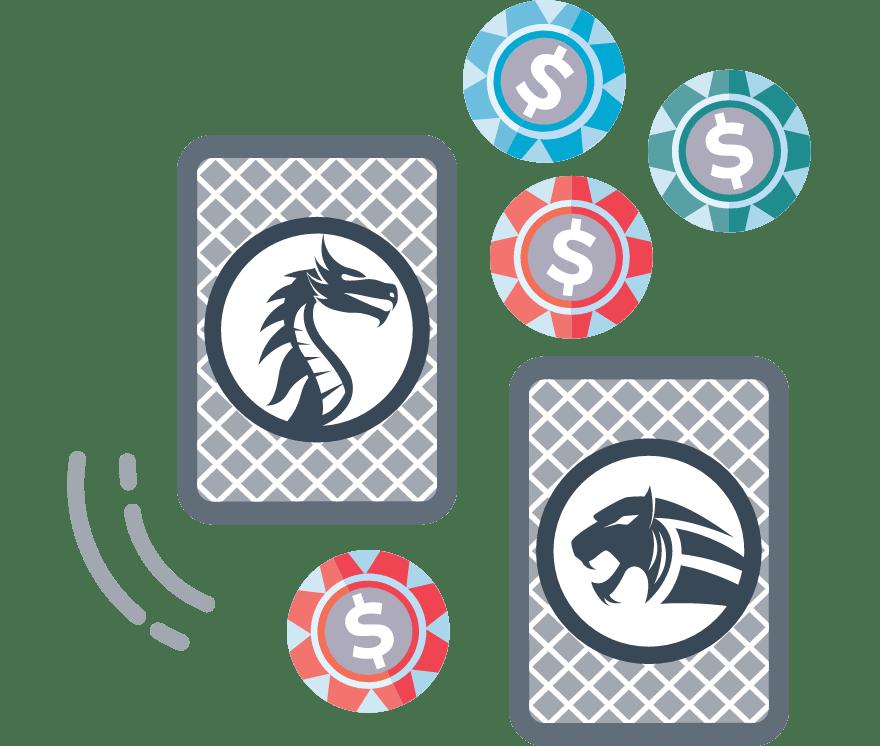 Los 48 mejores sitios de Casino de Dragón Tigre en línea en Columbia
