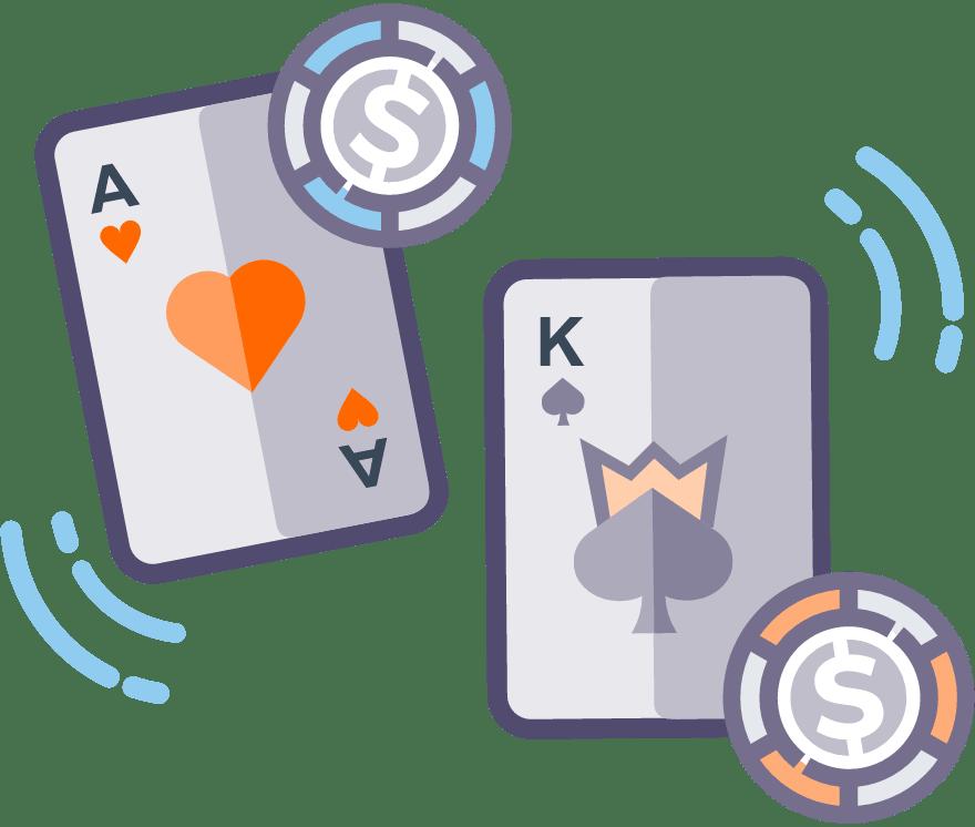 Los 8 mejores sitios de Casino de Guerra de casino en línea en Columbia